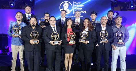 Top Gear Awards by Top Gear Ph Bags 5 Trophies At The 16th Henry Ford Awards