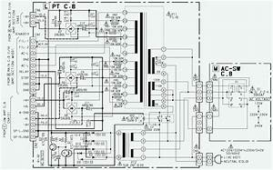 Wiring Aiwa Diagram Cdc X176m