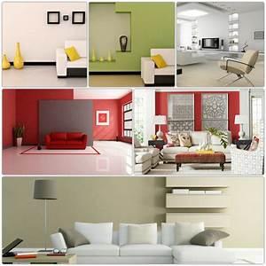 Ideen Fürs Wohnzimmer : 1001 wandfarben ideen f r eine dramatische wohnzimmer gestaltung ~ Buech-reservation.com Haus und Dekorationen