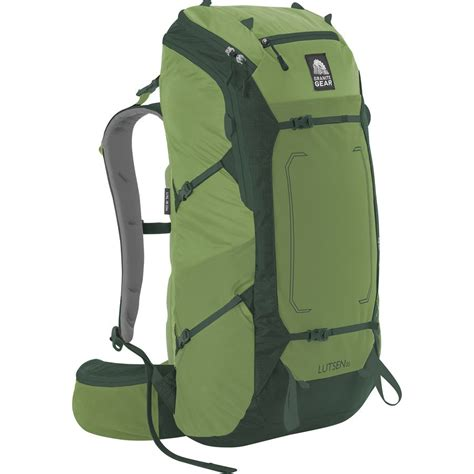 granite gear lutsen 35 backpack 2135cu in backcountry