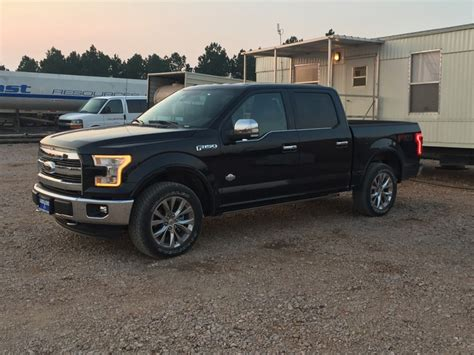 Rickyd's 2016 Ford F150 4wd Supercrew