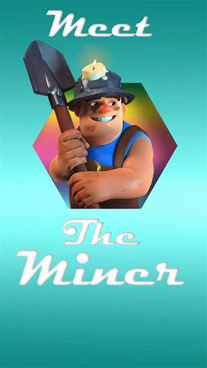 Miner Clash Royale Wallpapers 1080