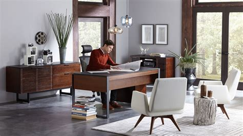Office Furniture Modern by Modern Home Office Furniture From Bdi