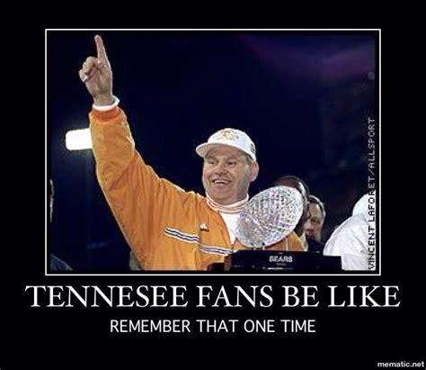 Tennessee Vols Memes - sec football s best memes for week 10