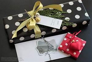 Rundes Geschenk Einpacken : zweite runde weihnachtsgeschenke umweltfreundlich verpacken und dekorieren ~ Eleganceandgraceweddings.com Haus und Dekorationen