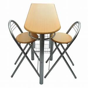 Küchenbar Mit Hocker : k chentisch 2 st hle k chenbar fr hst ckstheke tisch stuhl set hocker klappbar ebay ~ Sanjose-hotels-ca.com Haus und Dekorationen