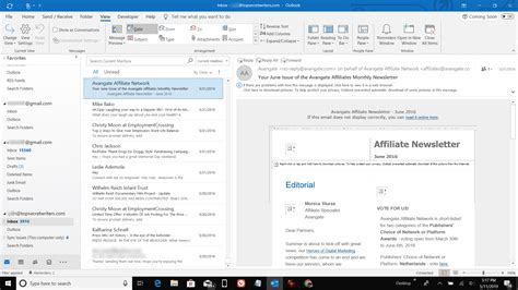 Office 365 Outlook Increase Font Size by How To Change The Font Size Of The Outlook Message List