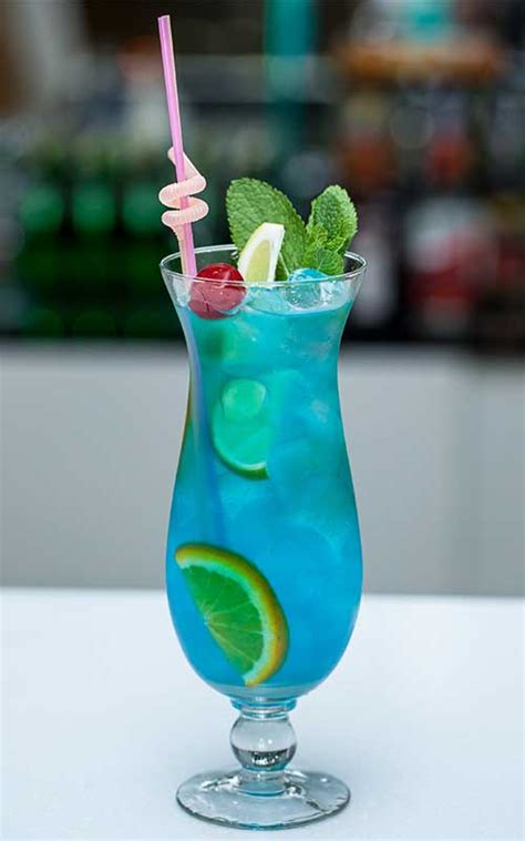 How To Make A Blue Lagoon Cocktail Crafty Bartending