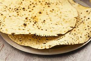 How To Roast A Papad By Archana39s Kitchen