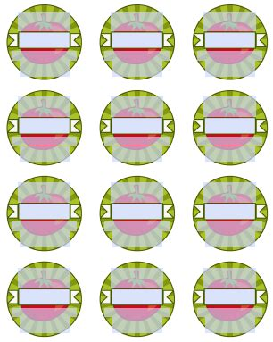 Chutney Label Templates by Tomato Canning Jars Labels For Your Farmers Market Stand