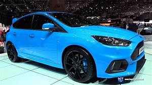 Ford Focus Rs 2018 : 2018 ford focus rs exterior walkaround debut at 2017 ~ Melissatoandfro.com Idées de Décoration