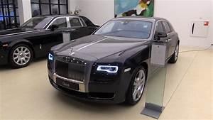 Rolls Royce Ghost 2017 In Depth Review Interior Exterior