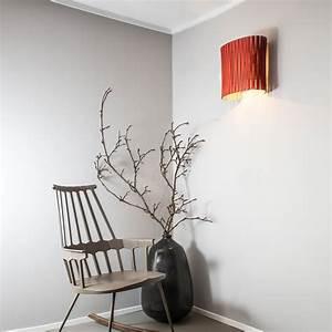 Applique Murale Moderne : applique murale moderne en bois disponible en plusieurs couleurs ~ Teatrodelosmanantiales.com Idées de Décoration