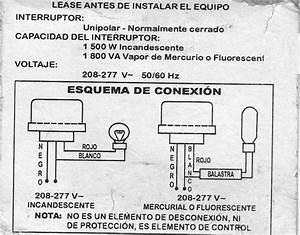 Diagrama Balastra A 220 - 400w