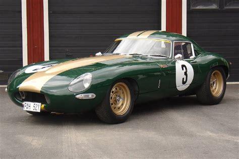Fia Jaguar Low Drag E-type 1963