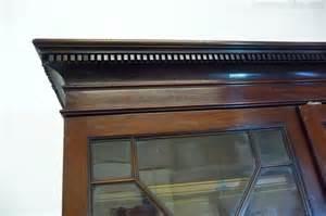 bureau original georgian mahogany bureau bookcase original c1780