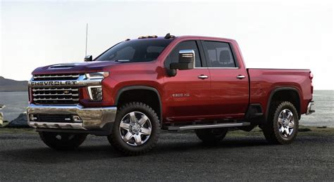 2020 Gmc 2500 6 6 Gas Specs by Chevrolet Previews The 2020 Chevy Silverado Hd With Images