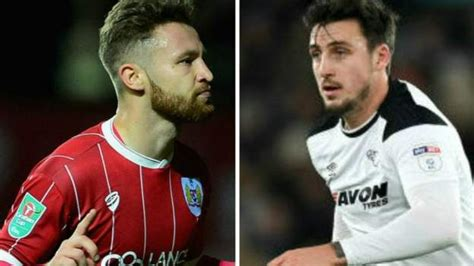 Oxford United: Bristol City's Matty Taylor and Derby's ...