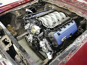 The Coyote Engine Swap