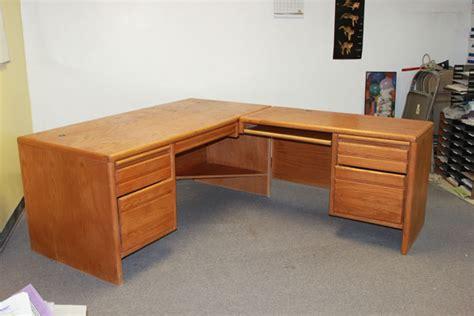 sale oak desks