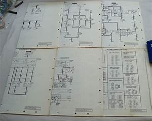 1986 Jeep Cherokee Wagoneer Electrical Wiring Diagrams