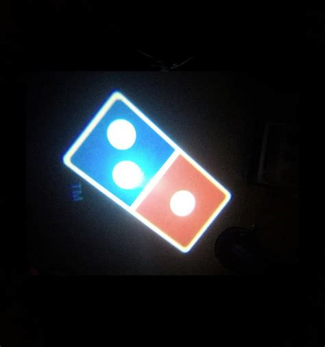 Puddle Lights by Custom Led Door Projector Courtesy Puddle Logo Lights