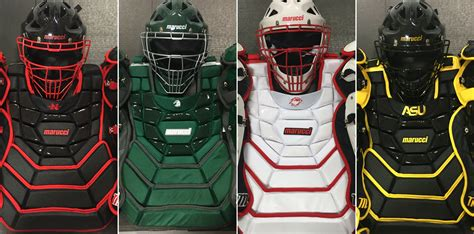 Custom Catcher's Gear - Marucci Sports