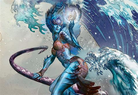 Kiora The Crashing Wave Deck Ideas by Developing A Planeswalker Daily Mtg Magic The Gathering
