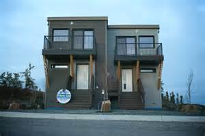Prefab Duplex Homes