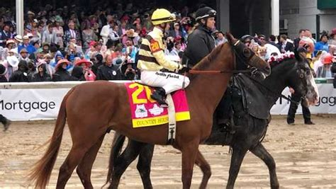 Country House Becomes First Horse To Win Kentucky Derby On