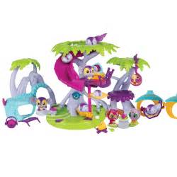 Zoobles Treehouse Playset