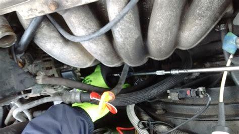 replace voltage regulator  removing alternator
