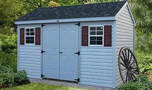 Amish built sheds storage shed builders i pa md nj for Amish built buildings