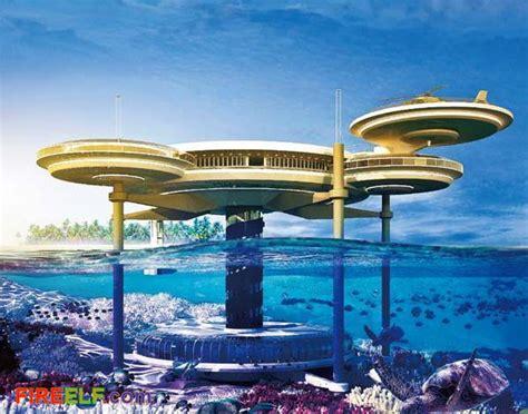Dubai Underwater Roller Coaster