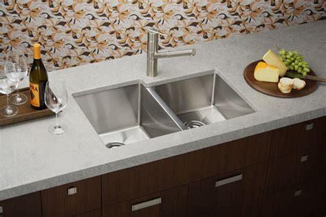 Undermount Stainless Steel Kitchen Sinks Home Depot