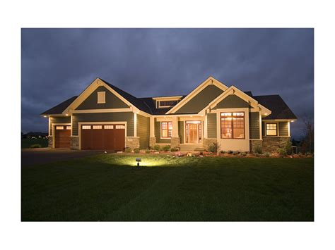 Craftsman Ranch House Plans Photo Gallery gavin craftsman ranch home plan 091d 0485 house plans