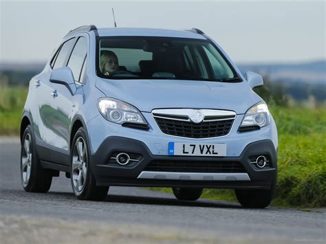 Vauxhall Mokka 2013 Exotic Car Pictures 18 Of 34 Diesel