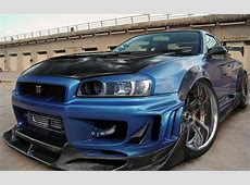 Best Cars in the World 7 Wonderful Nissan Skyline Cars 2013