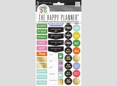 SchoolCollege Planner Stickers – me & my BIG ideas