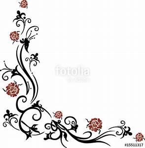 Umrandungen Vorlagen Kostenlos : rosen rosenranke ranke stockfotos und lizenzfreie vektoren auf bild 15511317 ~ Orissabook.com Haus und Dekorationen