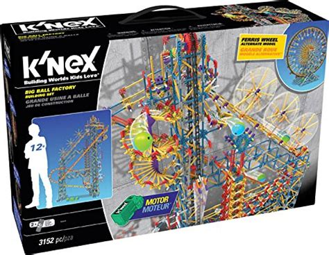 27648 Big Thrill Factory Coupons by K Nex 20th Anniversary Big Factory Best Deals For