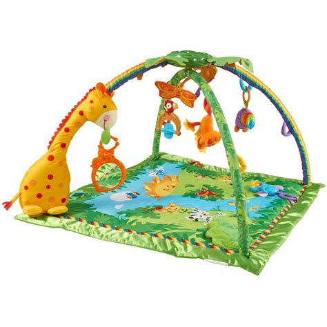 fisher price activity mat fisher price rainforest melodies lights deluxe