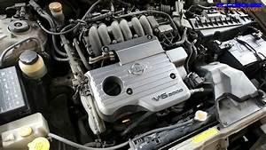 Nissan Vq20de Engine View