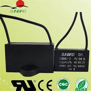 Ceiling Fan Wiring Diagram Capacitor Cbb61 450vac 3uf Id 9357697   Buy China Cbb61 Capacitor