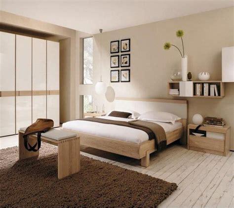 decoration chambre meuble bois exemples damenagements