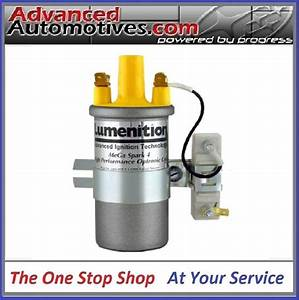 Lumenition Megaspark 4 Ignition Coil With Ballast