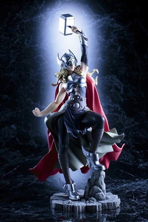 Marvel Female Thor Bishoujo Statue   Tokyo Otaku Mode Shop