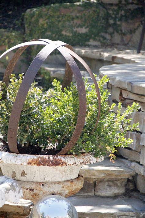 Backyard Metal by 17 Best Ideas About Wine Barrel Planter On