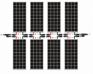 Solar Panel Parallel Connection Diagram