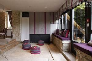 Decoration Mur Interieur : mur de pierre et int rieur d co c0166 mires paris ~ Teatrodelosmanantiales.com Idées de Décoration